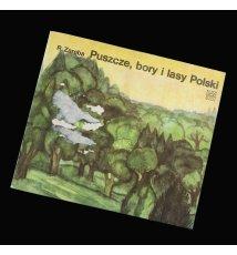 Puszcze, bory i lasy Polski