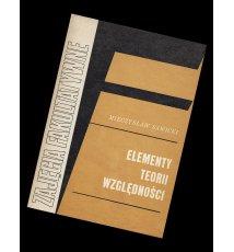 Elementy teorii względności