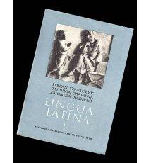 Lingua latina. Tom I