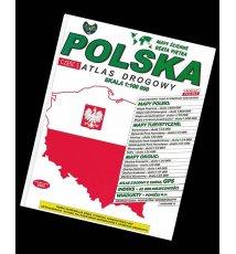 Polska. Atlas drogowy 1:100 000