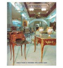 Katalog aukcyjny - Tres bel ensemble de Meubles. Objets d' Art et Orfrvrerie