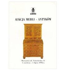 Katalog aukcyjny - Rempex. Aukcja mebli