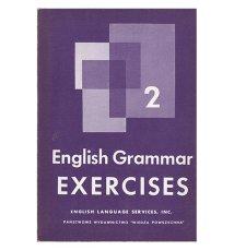 English grammar exercises. Book Two