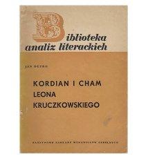 Kordian i cham Leona Kruczkowskiego