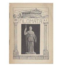 Filomata, L.1-5, 1929