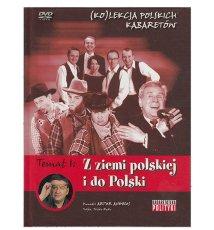 Kolekcja polskich kabaretów 1. Z ziemi polskiej do Polski + DVD