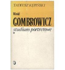 Witold Gombrowicz. Studium portretowe