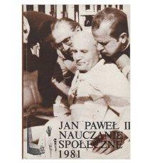 Jan Paweł II. Nauczanie społeczne. T. 4