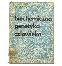 Biochemiczna genetyka człowieka