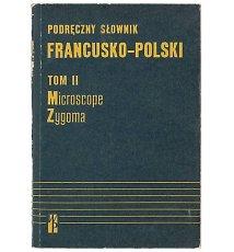 Podręczny słownik francusko-polski, tom II