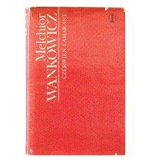 Czerwień i amarant