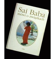 Sai Baba mówi o związkach+autograf