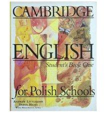 Cambridge English for Polish Schools