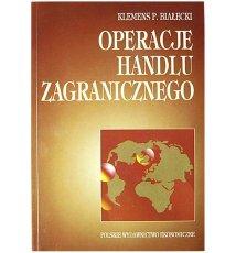 Operacje handlu zagranicznego