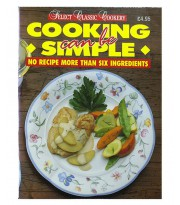 Cooking can be simple - Select Classic Cookery