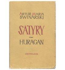 Satyry. Huragan
