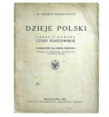 Dzieje Polski, cz. I