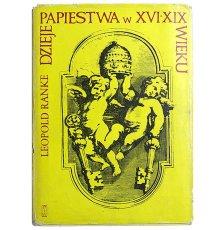 Dzieje papiestwa w XVI-XIX wieku