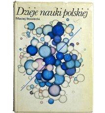 Dzieje nauki polskiej