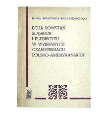 Echa powstań śląskich i plebiscytu w wybranych czasopismach polsko-amerykańskich