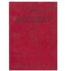 Lubelski rocznik pedagogiczny XXV