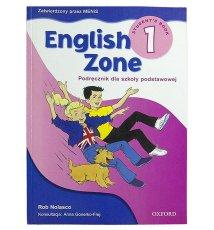 English Zone. Student's Book 1