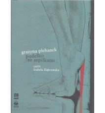 Pudełko ze szpilkami (audiobook, CD)