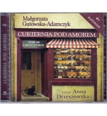 Cukiernia Pod Amorem 3. Hryciowie (audiobook, CD)