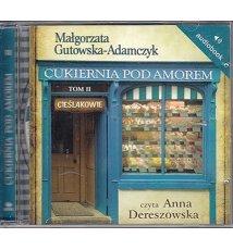Cukiernia Pod Amorem 2. Cieślakowie (audiobook, CD)