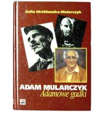 Adam Mularczyk. Adamowe gadki