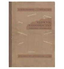 Słownik Geologiczny. Geologia dynamiczna