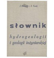 Słownik hydrogeologii i geologii inżynierskiej