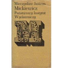 Jastrun Mieczysław - Mickiewicz