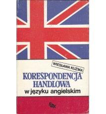 Korespondencja handlowa w języku angielskim