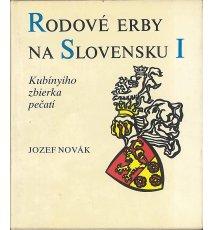 Rodove erby na Slovensku I