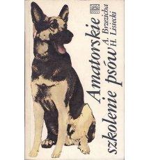 Amatorskie szkolenie psów