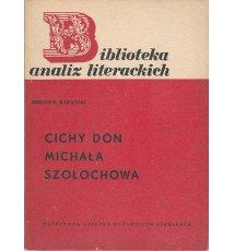 Cichy Don Michała Szołochowa