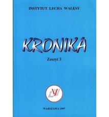 Kronika. Zeszyt 3