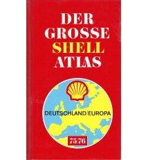 Der grosse Shell Atlas 75/76