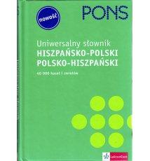 Uniwersalny słownik hiszpańsko-polski polsko-hiszpański
