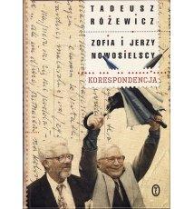 Korespondencja. Tadeusz Różewicz, Zofia i Jerzy Nowosielscy