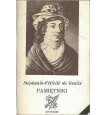 Genlis Stephanie Felicite de - Pamiętniki