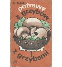 Potrawy z grzybów i z grzybami