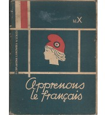 Apprenons le francais, kl. X