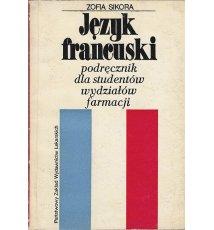 Język francuski podręcznik dla studentów farmacji