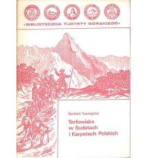 Torfowiska w Sudetach i Karpatach Polskich