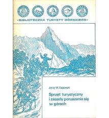Sprzęt turystyczny i zasady poruszania się w górach