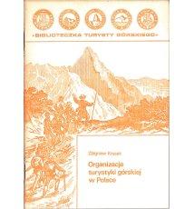 Organizacja turystyki górskiej w Polsce