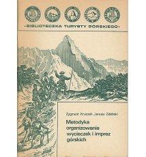 Metodyka organizowania wycieczek i imprez górskich