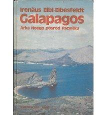 Galapagos. Arka Noego pośród Pacyfiku